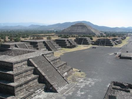 Archaeological Site of Teotihuacan