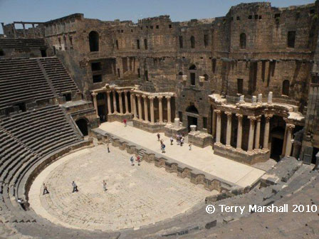 Attractions Of Syria
