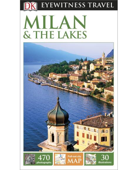 Dk Eyewitness Top  Travel Guide Milan The Lakes