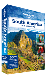 Lonely_Planet South America on a Shoestring