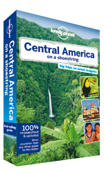 Lonely_Planet Central America on a shoestring